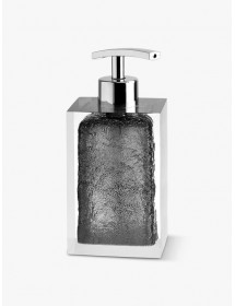 Black soap dispenser × 5